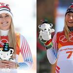 미국 신·구 스키여제 마침내 격돌 북미 2개국 女 아이스하키 맞대결