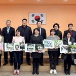 '행복한 한국생활' 담아 친정에 배달