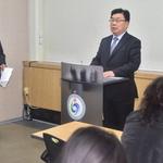 """""""인천시교육감 적격자로 고승의 후보 지지한다"""""""