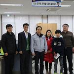 동두천경찰서, 교통사고 피해자 가족 '특별한 나눔' 펼쳐