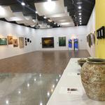 남양주 유기농박물관서 18일까지 북한강을 사랑하는 미술인 전시회