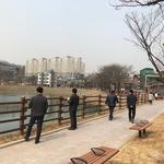 구리 이문안저수지 공원 '도심 쉼터'로 도약