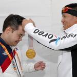 사상 첫 금메달도 눈물 젖은 동메달도 빛났다