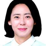김은경, 주안역 앞 광장서 '남구청장 출마' 선언