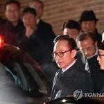 '구속 이틀째' MB, 변호인 접견 없이 독방서 첫 주말