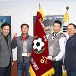 용인도시공사, 여주세종대왕배 전국 직장인 축구대회 3부 리그 우승