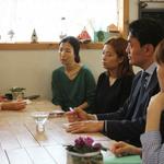 김상호 하남시장 예비후보 관내 초교학부모와 간담회