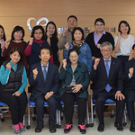몽골 울란바토르시 자원봉사 관계자, 의정부시 자원봉사센터 방문