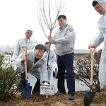 포천경찰서, 식목일 기념 인권나무·청렴나무 심기 행사 개최