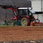 들녘은 영농채비 한창
