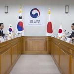 한·일 외교장관회담 개최