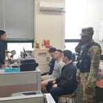 의정부경찰서, 미2사단과 SOFA 사건 현장 대응훈련 실시