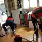한국마사회 인천연수지사 장애인 주거환경개선 봉사