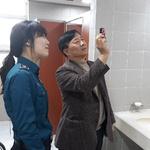 인천 부평구 시설관리공단 인천삼산경찰서와 범죄 취약시설 합동점검