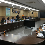 인천 계양소방서 주택용 소방시설 설치 촉진 통장연합회 간담회
