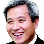 곽상욱, 자전거길 등 '오산천 생태하천 복원' 공약 발표