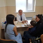 카자흐스탄, 한국 의료기술 '매료'