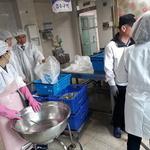 식중독 위험 높아지는 여름 앞두고 김포교육지원청 급식위생 불시점검