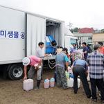가평군, 병해충 예방 탁월한 '미생물 500t' 공급