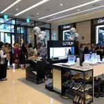 루피움, 현대백화점 대구점 팝업스토어 오픈 고객 '인산인해'