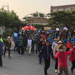남양주 진건읍민들 건강걷기대회서 봄날 정취 만끽