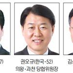 현역 제친 새 인물 - 무소속행 현 시장 '격돌'