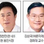 여권 쏠림 민심 통할까… 첫 재선시장 탄생할까