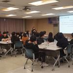 학생동아리 리더들 공부 삼매경 청소년문화 이끌 열정 '이글이글'