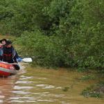 경안천 급류에 휩쓸려 실종된 40대 시신 발견