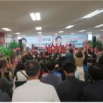 임채덕 화성시의원·정기섭 도의원 후보 동반 선거사무소 개소식