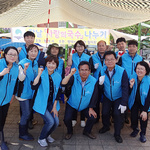 한국농어촌공사 평택지사, '사랑의 국수 나누기' 동참