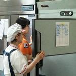 공단소방서 상반기 급식소 위생안전점검·교육 실시