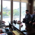 김정식 남구청장 후보, 수도사 찾아 불자들 표심 공략