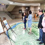하남시 교통장애인협, 교통사고 예방 홍보 사진 전시회 개최