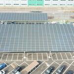 북항 창고지붕 등 활용 태양광 발전시설 짓는다