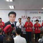 한국당 오산시 도·시의원들 선거사무실 잇단 개소식