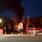 동두천 무인변전소 화재로 일대 정전 한전 관리소홀·늑장대응에 비난 쇄도