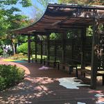 안양시 평촌동 주민자치위원회 어린이공원 내부 벽화 조성