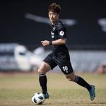 성남FC 문상윤, 2부 13라운드 MVP