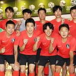 """대표팀 유니폼 입은 '2002 주역들' """"대한민국을 다시 들썩이게 해 줘"""""""