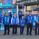 민주당 양주지역 후보 합동유세