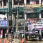 주택가 정적 깬 확성기 가게 가로막은 현수막 선거 때까지 참으라고?