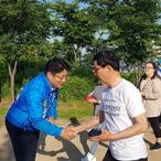"""도성훈 """"촛불혁명 이어받아 교육혁명 실현"""""""