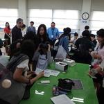 홍콩 방문단, 성남 혁신교육에 홀딱