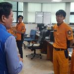최대호 안양시장 후보 '재난 제로 도시 안양' 선포