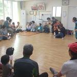 가평 마을주민들 연극 즐기며 공동체 의식 '끈끈'