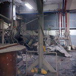 안산 도금공장 폭발사고로 두 명 사상