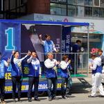 가평군수·군의원 후보 등 전통시장 찾아 지지 호소