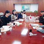 법제처, 일본 법제기관과 법제 교류 강화
