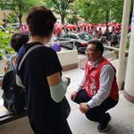 임호석 의정부시의원 후보,우리동네 젊은일꾼 자처하며 발로 뛰는 시정 강조